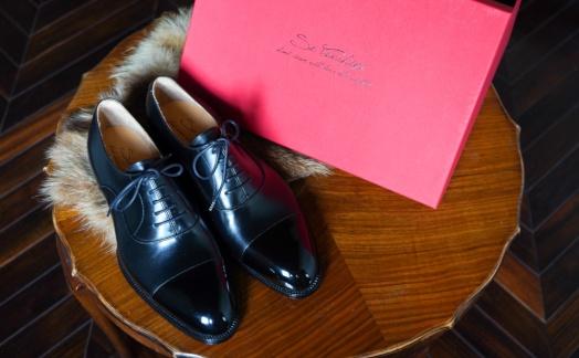 世界7位の靴職人が作る!! 高級手製紳士靴 パターンオーダー