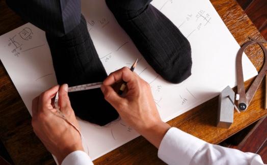 世界7位の靴職人が作る!! 高級手製紳士靴 セミオーダー(モディファイ靴)