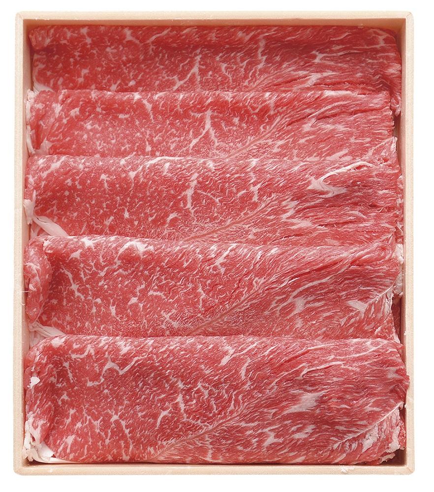 鹿児島県産黒毛和牛しゃぶしゃぶ用(肩肉350g)