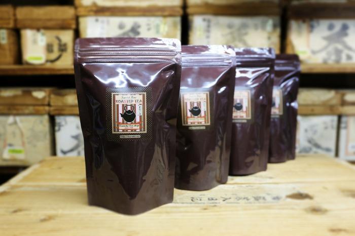 【倉敷ほうじ茶】ティーバッグタイプ4袋