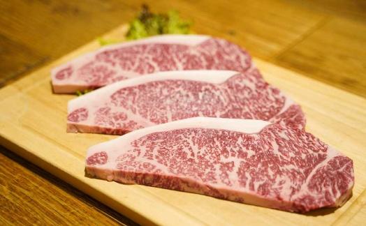 【黒牛の里】知多牛サーロインステーキ200g×3枚