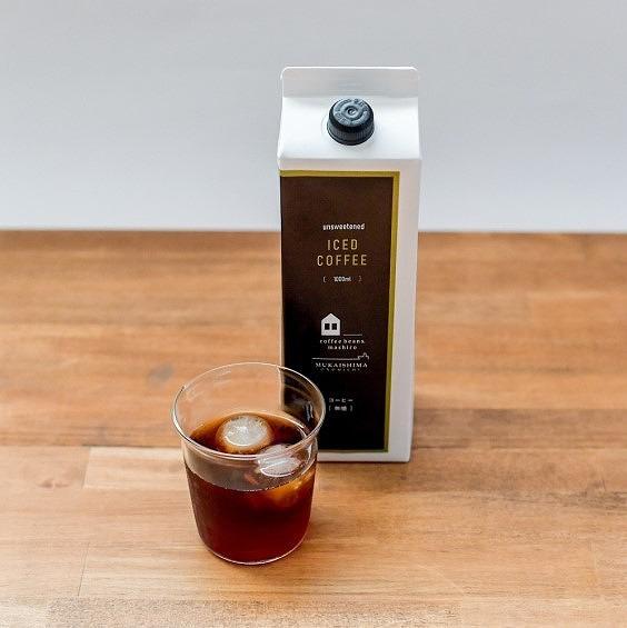 先行予約21年4月~発送 リキッドアイスコーヒー 8本 (無糖 1000ml 紙パック)スペシャルティコーヒー