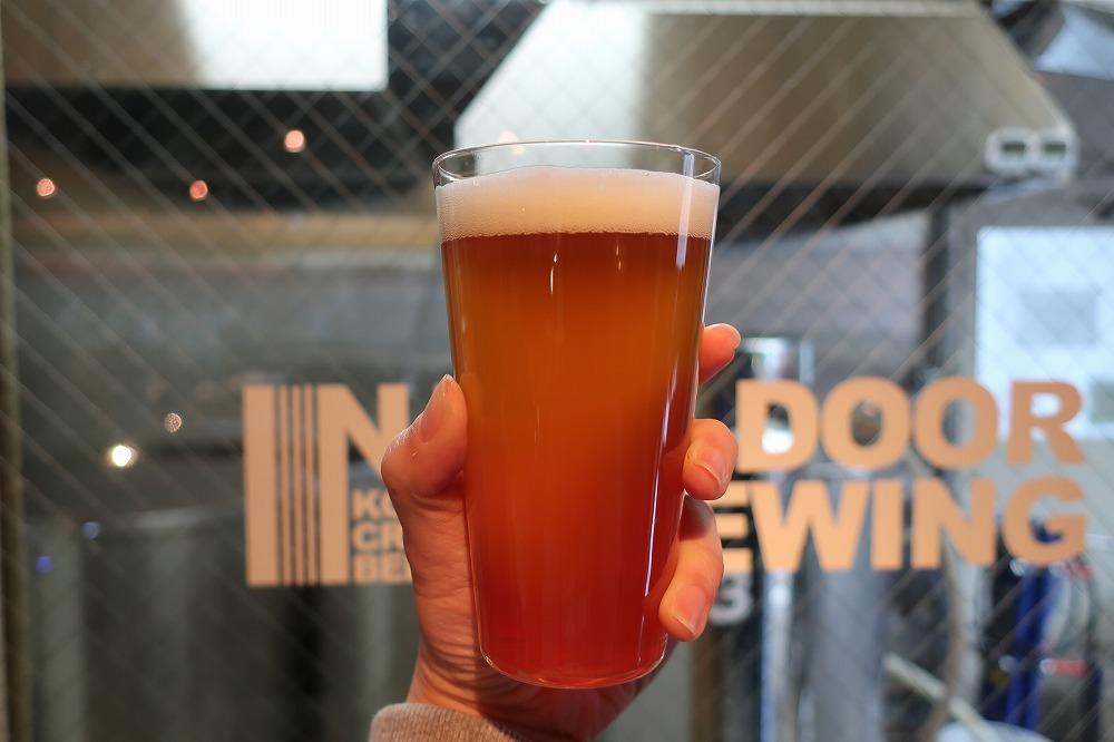 神戸のローカルビールxビアモルトグラノーラのセット