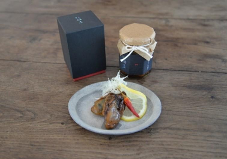 牡蠣屋のオイル漬け(化粧箱入り)1個