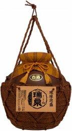 AQ14-C 琉球泡盛瑞泉古酒3升巻壷(ひしゃく付)