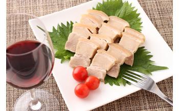 【豚バラの特製タレ漬け】日本初上陸-伝統中国料理-鹵菜(ルサイ) 真空パック185g