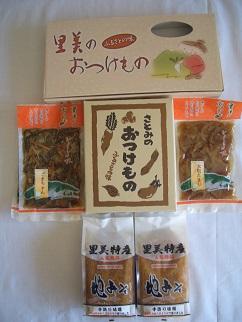 たまり漬け(180g1個)・味噌(1kg1個)
