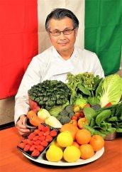 【有機JAS認定オーガニック】シェフの目線「大洲もぎたてフルーツ&旬野菜詰合せ」