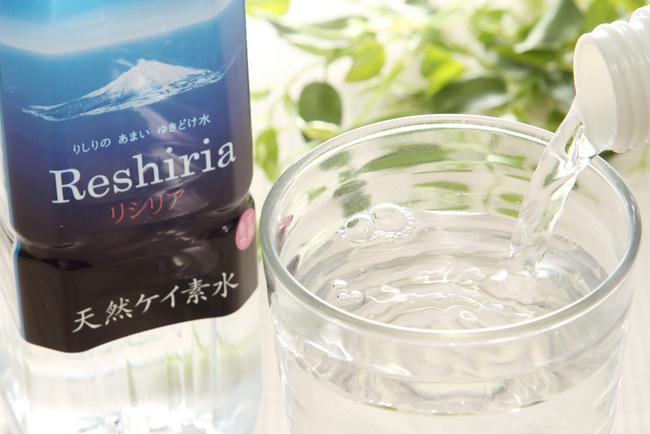 天然ケイ素水リシリア(500ml×48本)