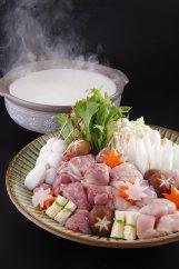 大和肉鶏水炊きと本醸造 鎧(小)セット