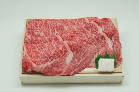 神戸牛ロースすき焼き用【500g】
