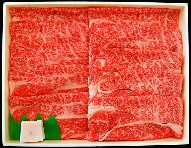 【A4/A5ランク黒毛和牛】びらとり和牛肩すき焼き1.5kg