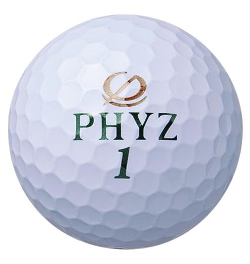 AF11ゴルフがもっと楽しくなるBRIDGESTONEゴルフボールPHYZ(ホワイト)