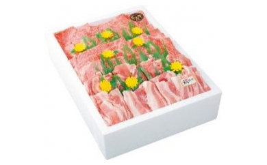 【ネット限定】糸島和牛・糸島豚の焼肉セット