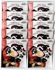 宍道湖産食べるしじみお味噌汁
