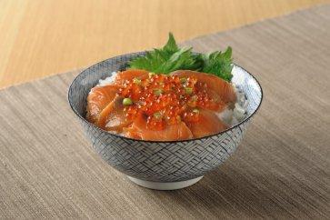 銀聖鮭・いくら丼の具詰合せ