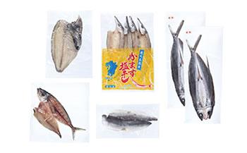 漁師おまかせ「種子島旬の地魚」干物セット (5種)