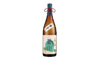 ふるさとのお酒 本醸造酒皿山槽しぼり1800ml