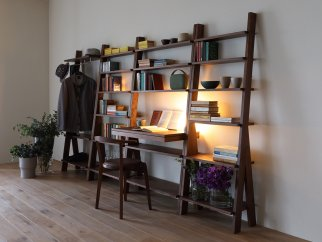 SCALA Shelf 070 walnut