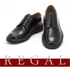 REGALリーガルプレーントゥJU13AGブラックリクルートビジネス