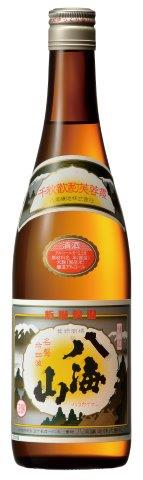 清酒八海山+特別本醸造八海山720ml2本セット