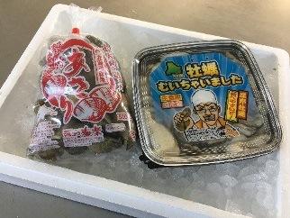 どちらも食べたい!「牡蠣もあさりもお手軽セット」