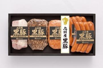 九州産黒豚 4種