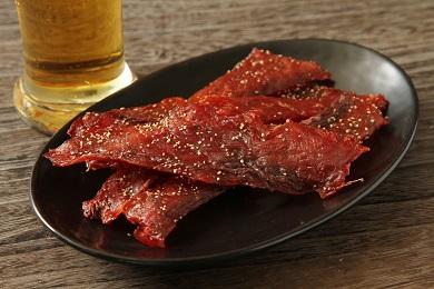 【ビールにおススメ!】鮭とばジャーキー(コショウ味)500g