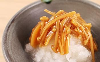 三豊市産竹の子・えのき茸使用なめ茸珍味(松茸入り)ギフトセット型番S-3
