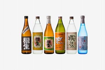 【限定品・蔵の味比べ】奄美黒糖焼酎飲み比べセット小瓶