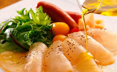ファーストクラス機内食の味をご家庭で海の生ハム(3パック入り)
