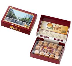 九州大学オリジナル 御菓子Q-Bit(きゅーびっと)