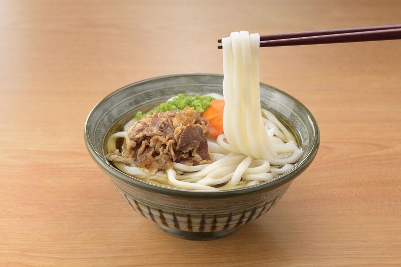 牛肉うどん(12食入り)