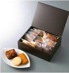 伝統焼き菓子14種類・16個詰め合わせ
