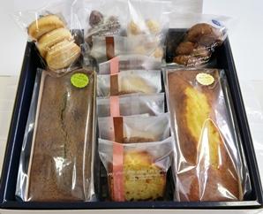 〈四季工房〉「亀岡らしさ(焼菓子セット)」京都丹波のおいしいお菓子