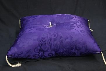 お祝い大座布団(紫)