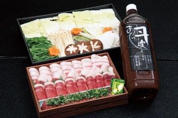 京都丹波 ぼたん鍋セット(3~4人前)