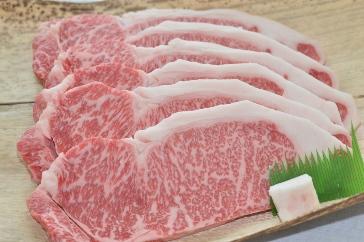 亀岡牛 サーロインステーキ 1.4kg