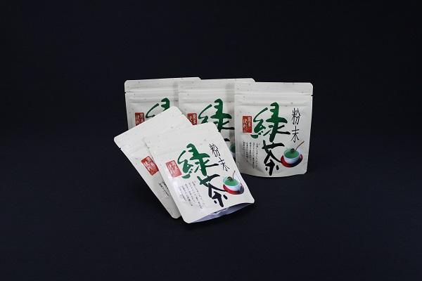 愛鷹茶 粉末緑茶50g 5袋
