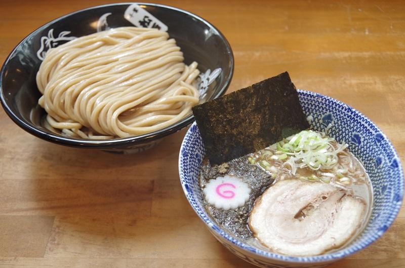 【ポイント交換専用】中華蕎麦とみ田ご自宅つけ麺3食入り