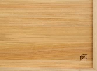 「土佐とれい」四万十ヒノキ 厳選柾目