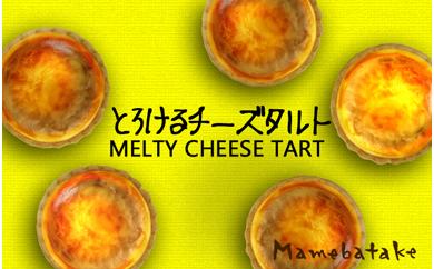 お菓子屋豆畑のとろけるチーズタルト3箱セット