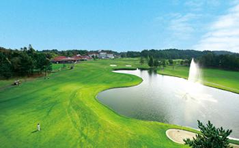 AN06-C 静ヒルズカントリークラブ土日祝限定宿泊ゴルフペアプレー券