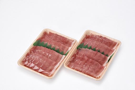 ブランド豚 おいも豚しゃぶしゃぶ用 400g×2P