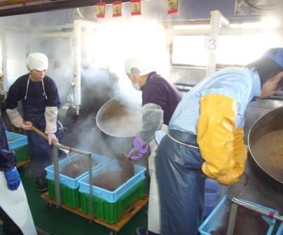 平成30年度産・淡路島名産品無添加「新物いかなごくぎ煮紙箱入」350g