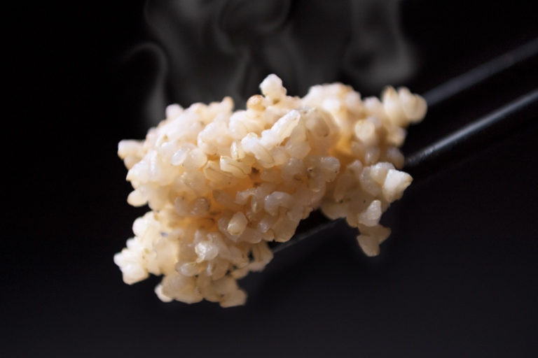 【玄米】自然農法/化学肥料不使用の南魚沼産こしひかり(玄米)2kg