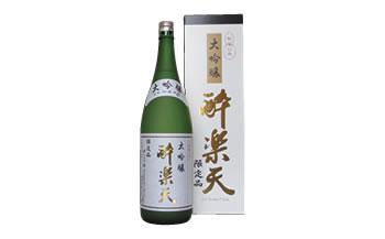 大吟醸 酔楽天(720ml)