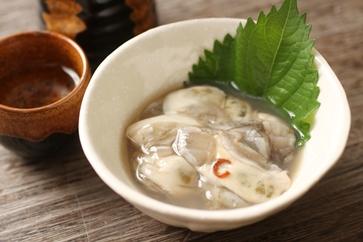 まるで生牡蠣!かきの塩辛3本セット