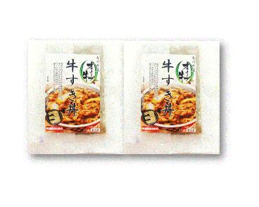 オリーブ牛 牛すき丼2袋セット s-2