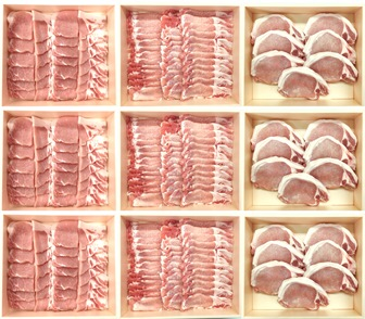 香川県産 豚肉三昧セット s-45